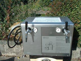 Durchlaufkühler für gepflegten Biergenuss!