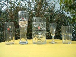 Gläser für Ihre Party!