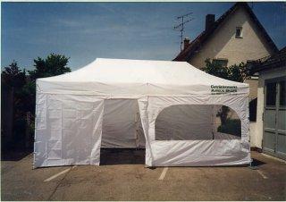 Zelte - damit Ihre Party nicht in Wasser fällt, auch wenn es mal regnet!